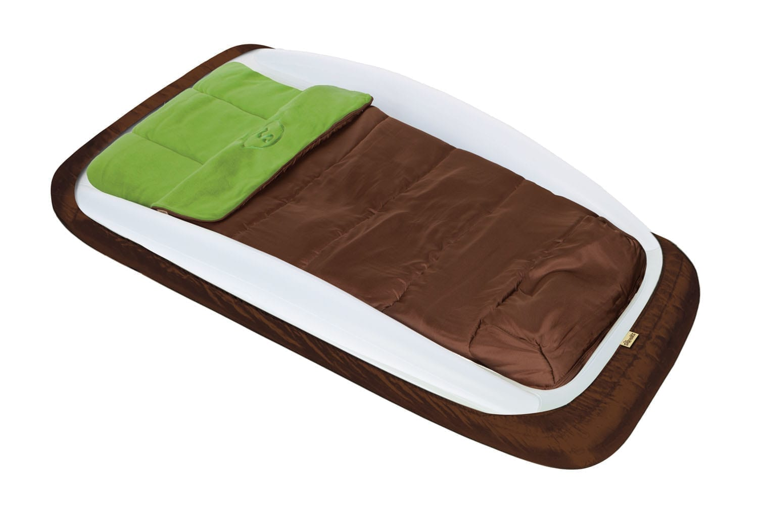 Picture of: Outdoor Toddler Travel Bed Bundle The Shrunks Small Big Small