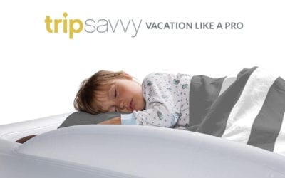 Travelsavvy: Voted Best Toddler Travel Bed 2019!